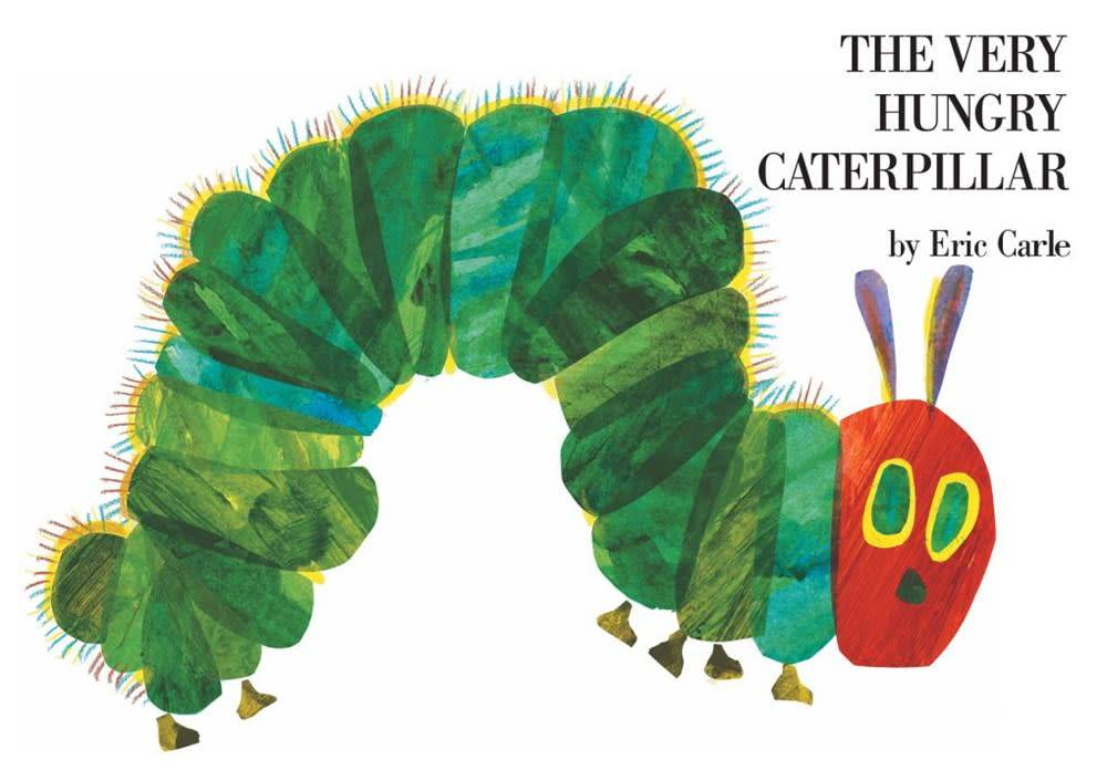 Philomel Books The Very Hungry Caterpillar