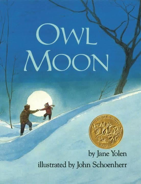 Philomel Books Owl Moon