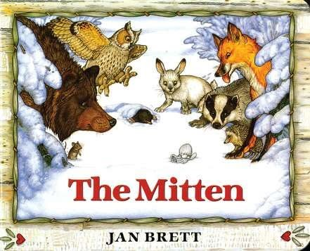 G.P. Putnam's Sons Books for Young Readers The Mitten