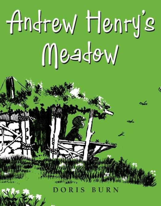 Philomel Books Andrew Henry's Meadow