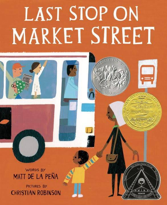 Penguin Books Last Stop on Market Street
