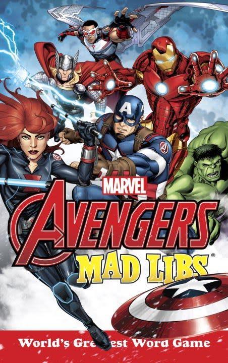 Mad Libs Mad Libs: Marvel Avengers