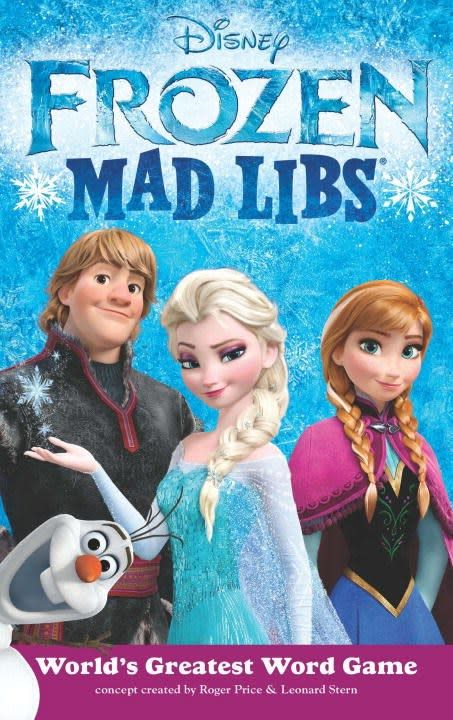 Mad Libs Mad Libs: Disney Frozen