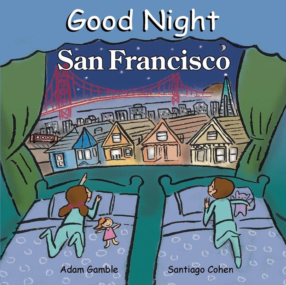 Good Night Books Good Night Our World: San Francisco