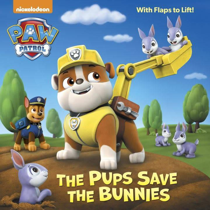 Paw Patrol: The Pups Save the Bunnies