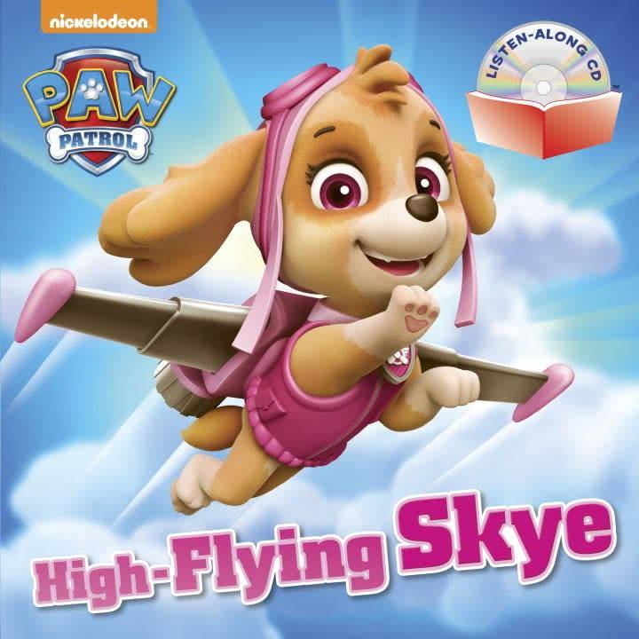 Random House Books for Young Readers Paw Patrol: High-Flying Skye