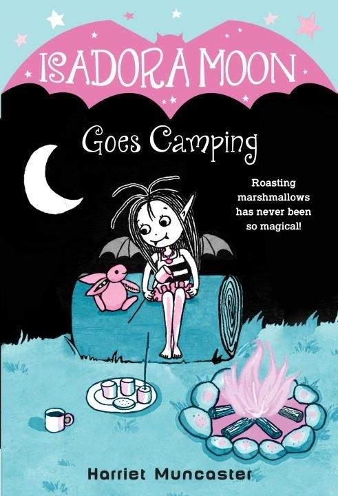 Random House Books for Young Readers Isadora Moon 02 Goes Camping