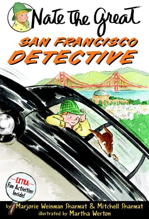 Nate the Great 17 San Francisco Detective