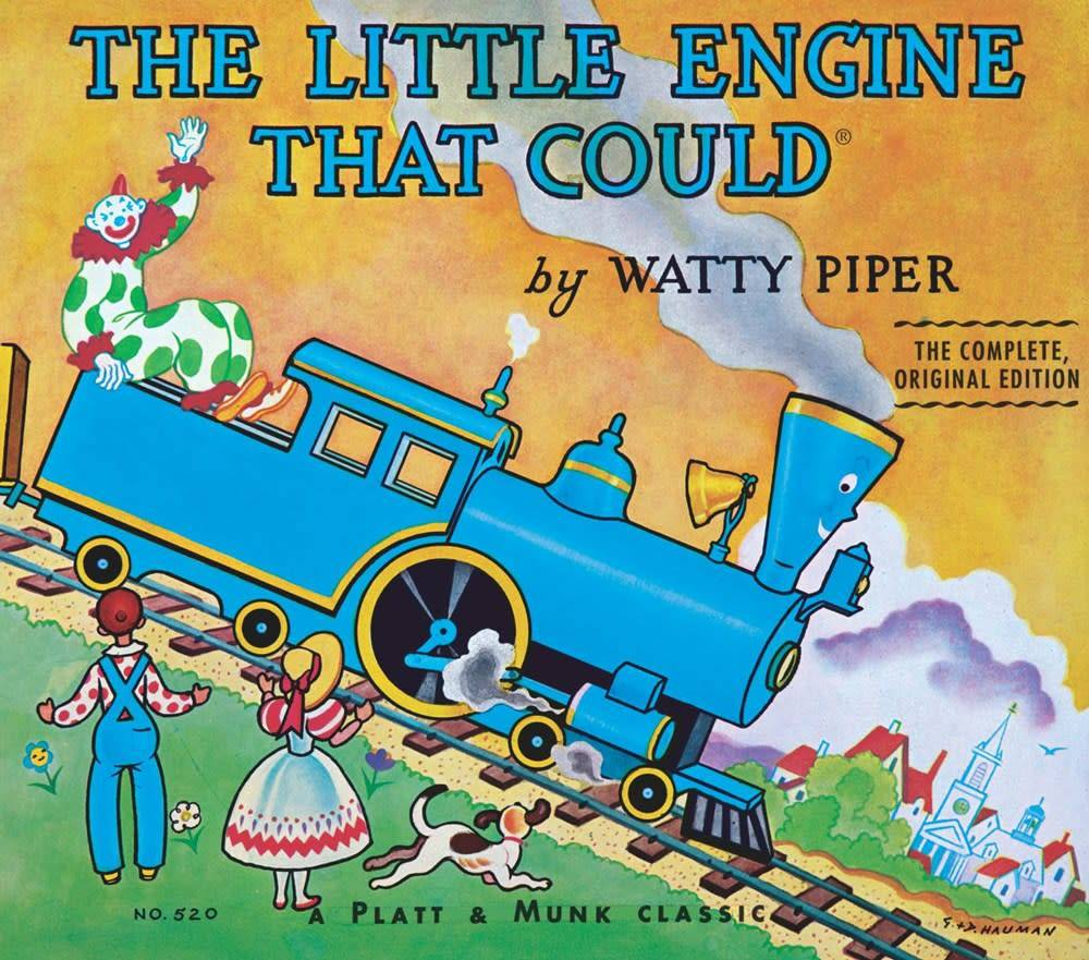 The Little Engine That Could (Original Ed.)