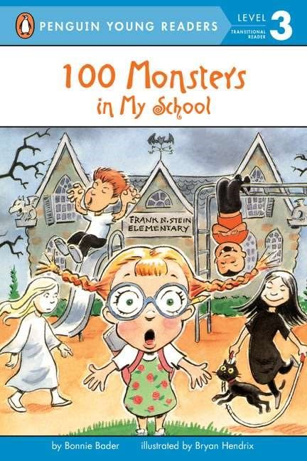 100 Monsters in My School (Penguin Readers, Lvl 3)