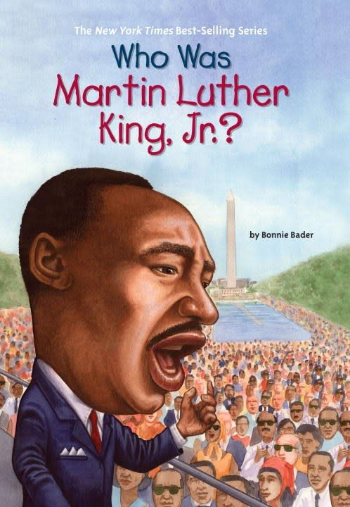 Penguin Workshop Who Was...?: Who Was Martin Luther King Jr.?