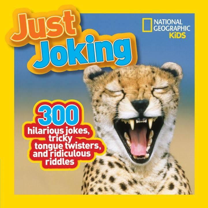 National Geographic Children's Books Nat Geo Just Joking 01