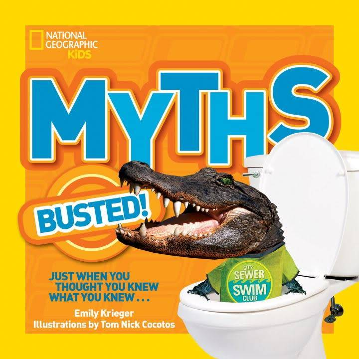 Nat Geo: Myths Busted! 01 Just When You Thought...