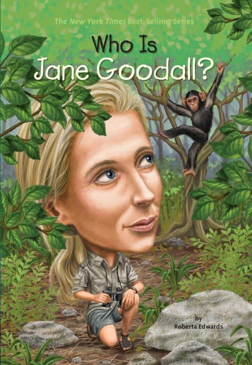 Who Was...?: Who is Jane Goodall?