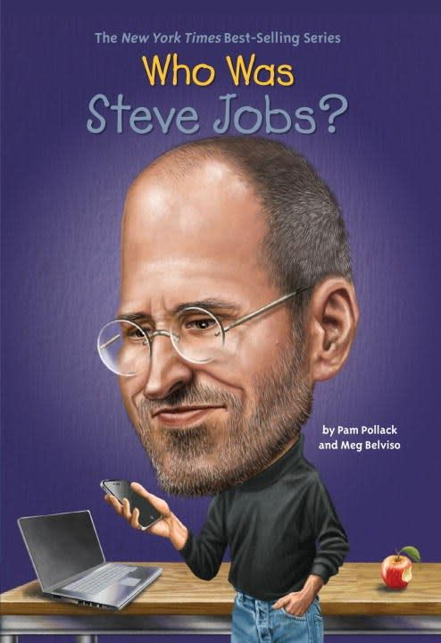 Penguin Workshop Who Was...?: Who Was Steve Jobs?