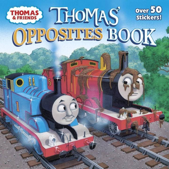 Random House Books for Young Readers Thomas & Friends: Thomas' Opposites Book