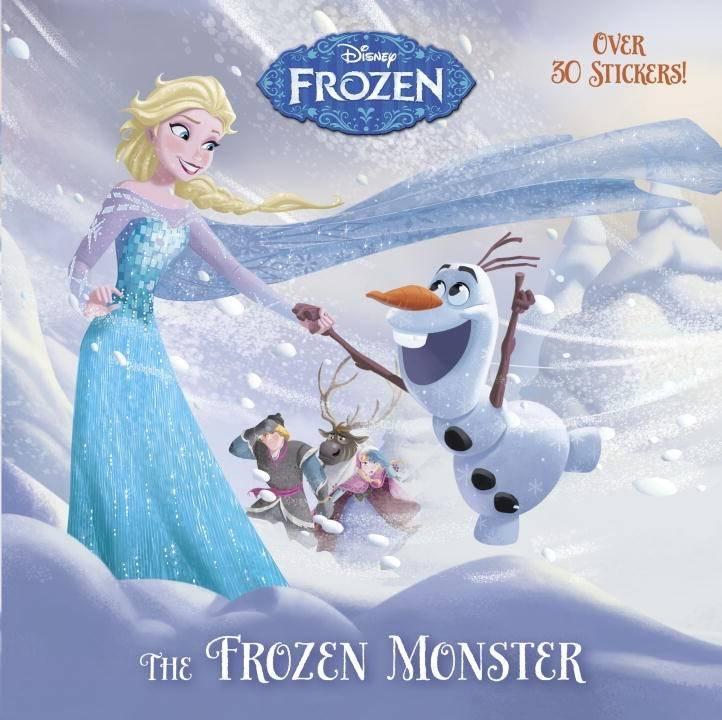 RH/Disney Disney Frozen: The Frozen Monster