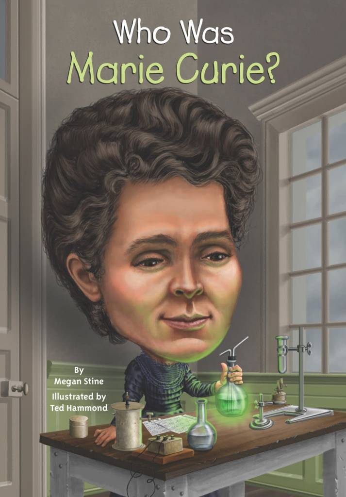 Grosset & Dunlap Who Was...?: Who Was Marie Curie?
