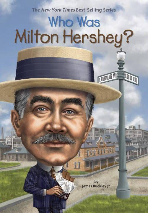 Penguin Workshop Who Was...?: Who Was Milton Hershey?