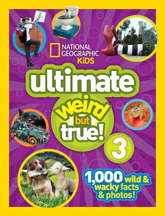 Nat Geo: Weird But True! Ultimate Weird But True 03