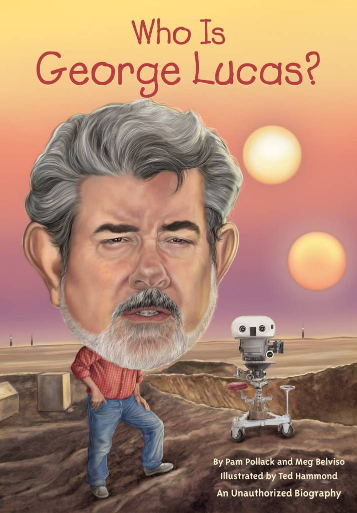 Grosset & Dunlap Who Was...?: Who Is George Lucas?