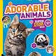 Nat Geo: Adorable Animal (Sticker Activity Book)