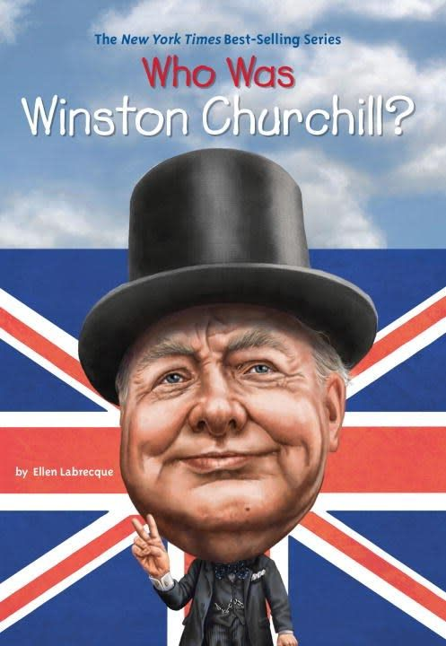 Grosset & Dunlap Who Was...?: Who Was Winston Churchill?