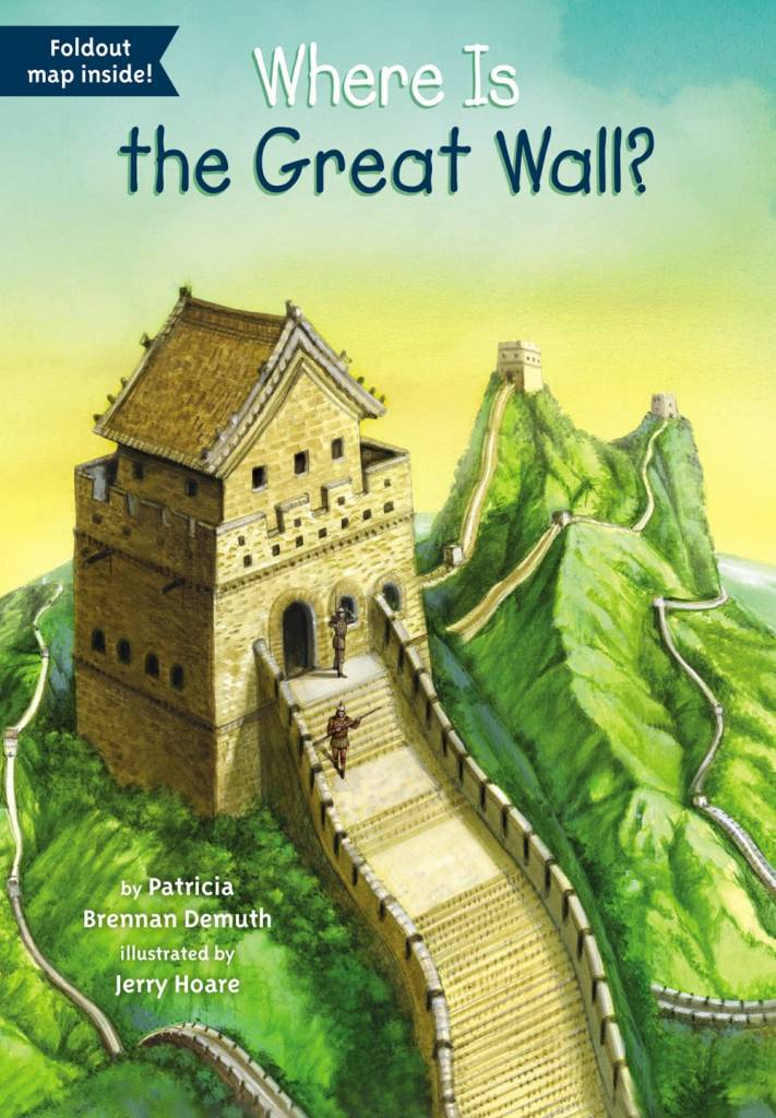 Grosset & Dunlap Who Was...?: Where is the Great Wall of China?