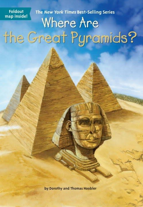 Penguin Workshop Who Was...?: Where Are the Great Pyramids?