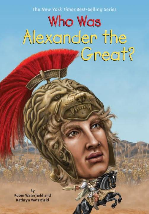 Penguin Workshop Who Was...?: Who Was Alexander the Great?