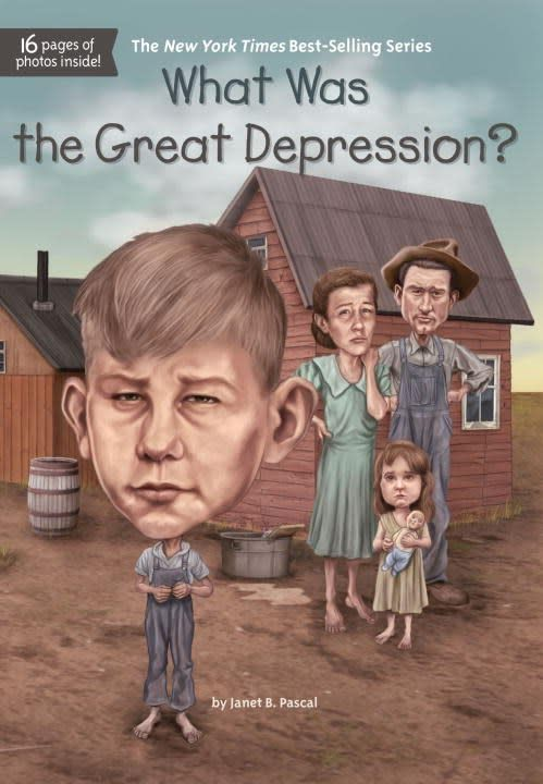 Who Was...?: What Was the Great Depression?