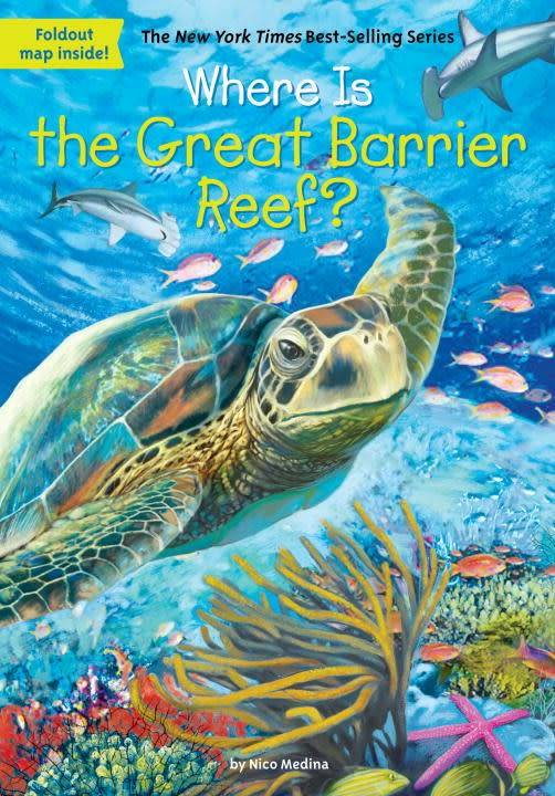 Who Was...?: Where is the Great Barrier Reef?