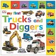 DK DK My First: Trucks and Diggers: Let's Get Driving!