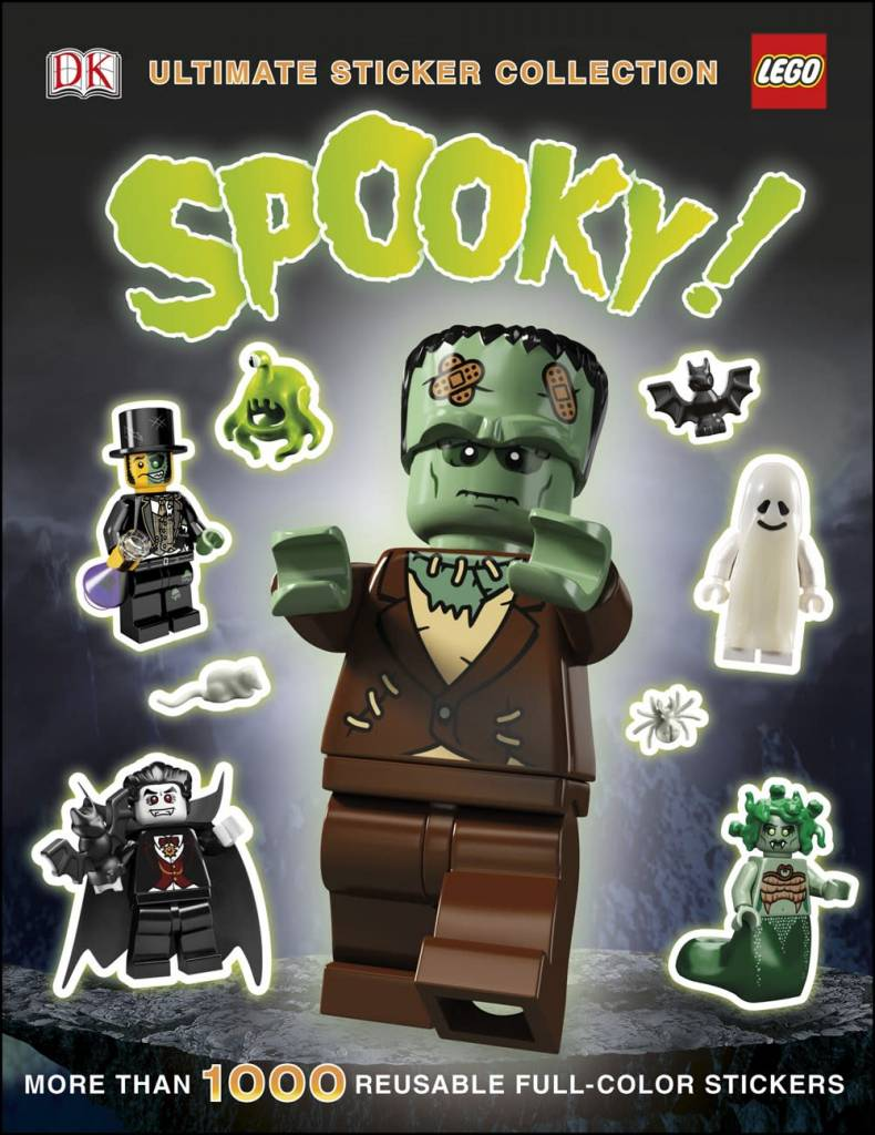 DK DK Ultimate Sticker Collection: LEGO Spooky