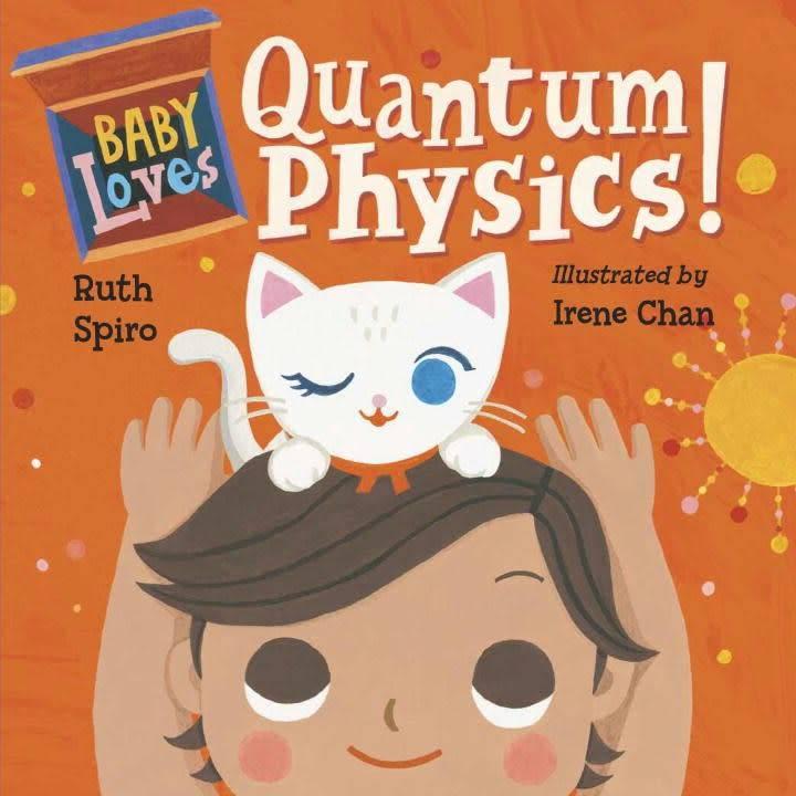 Charlesbridge Baby Loves: Quantum Physics!