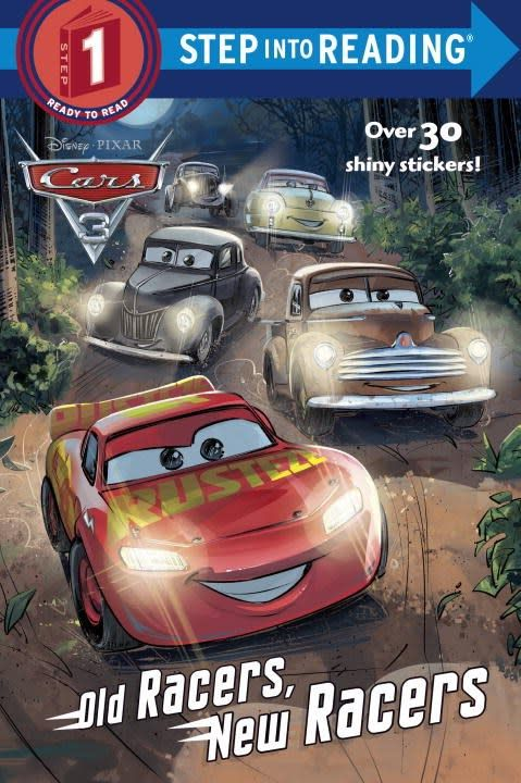 RH/Disney Disney/Pixar Cars 3: Old Racers, New Racers (Step-into-Reading, Lvl. 1)