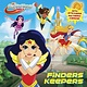 Random House Books for Young Readers DC Super Hero Girls: Finders Keepers