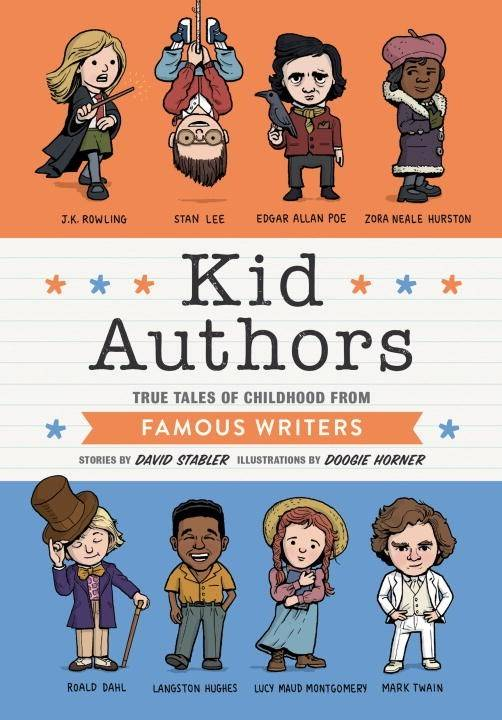 Quirk Books Kid Legends: Authors: True Tales of Childhood...