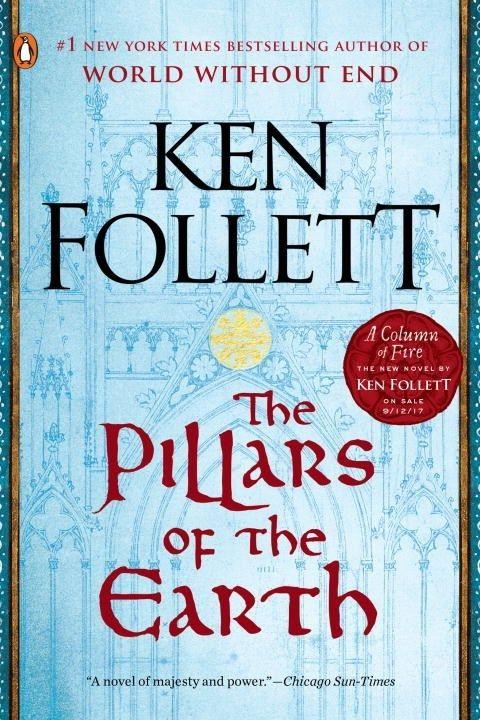 Penguin Books The Pillars of the Earth 01