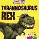 Random House Books for Young Readers StoryBots: Tyrannosaurus Rex (Step-into-Reading Lvl 1)
