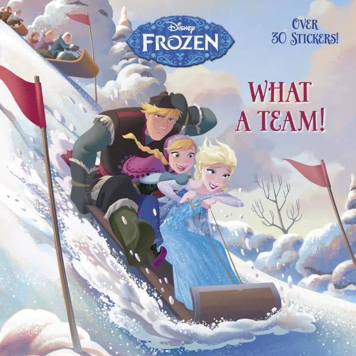 RH/Disney Disney Frozen: What a Team!
