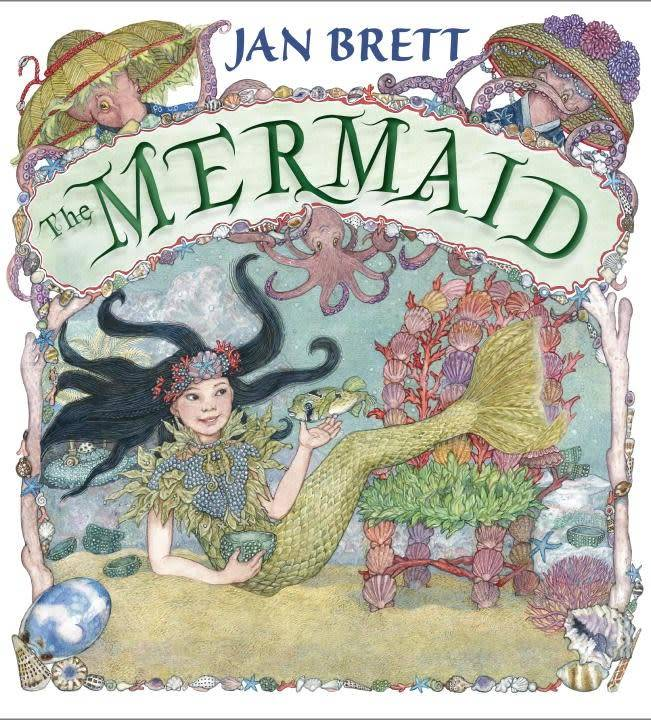G.P. Putnam's Sons Books for Young Readers The Mermaid