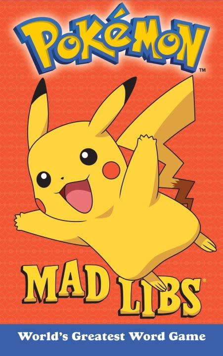 Mad Libs Mad Libs: Pokemon