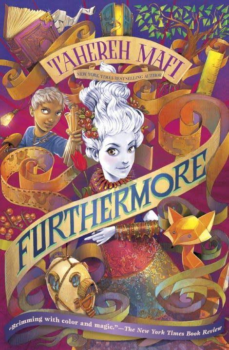 Puffin Books Furthermore