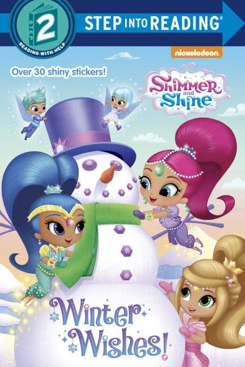 Random House Books for Young Readers Shimmer and Shine: Winter Wishes! (Step-into-Reading, Lvl 2)