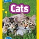 National Geographic Children's Books Cats (Nat Geo Readers, Lvl 1)