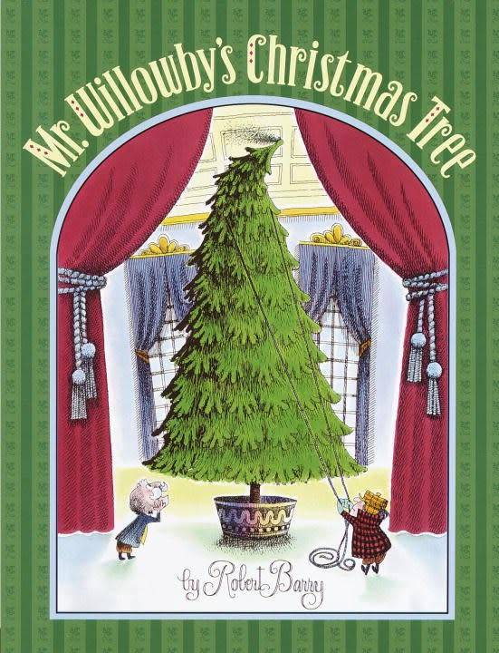 Doubleday Books for Young Readers Mr. Willowby's Christmas Tree