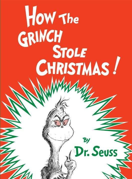 Random House Books for Young Readers How the Grinch Stole Christmas (Original Edition)