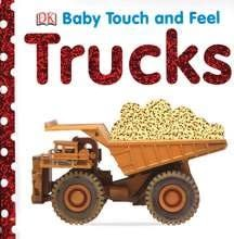 DK DK Baby Touch and Feel: Trucks
