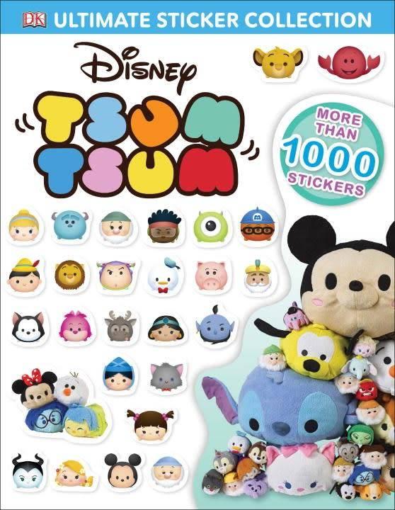 DK Children DK Ultimate Sticker Collection: Disney Tsum Tsum